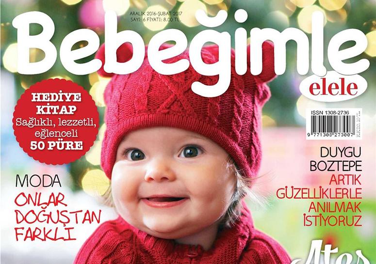 Bebeğimle Elele Dergisi