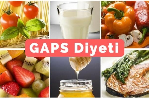 GAPS Diyeti by Diyetisyen Ayşe Tuğba Şengel