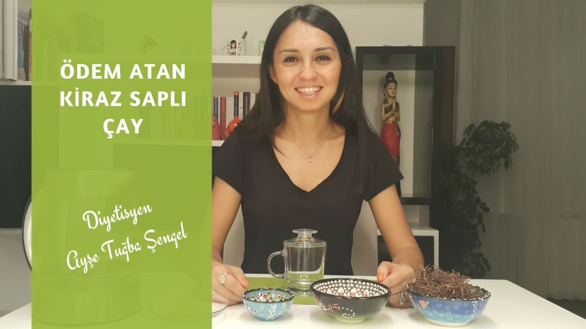 Ödem Atan Çay by Diyetisyen Ayşe Tuğba Şengel