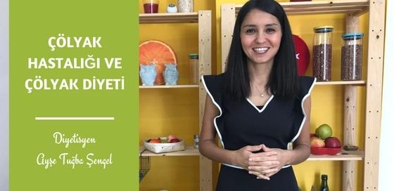 Çölyak Hastalığı Diyeti ve Çölyak Diyeti Listesi - Diyetisyen Ayşe Tuğba Şengel