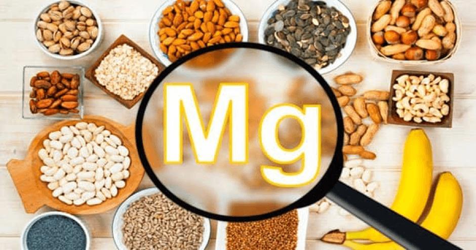 Magnezyum İçeren Besinler ve Yiyecekler