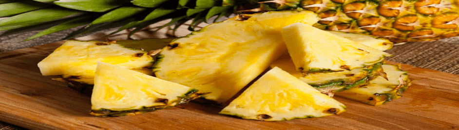 Ananas - Serotonin içeren besinler 3