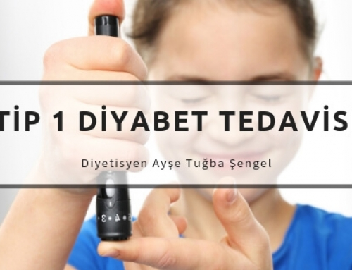 Tip 1 Diyabet Nedir? Belirtileri ve Tedavisi