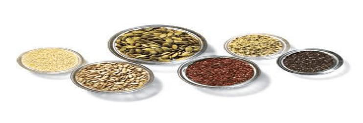 Tohumlar - Serotonin içeren besinler 13