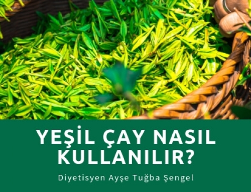 Yeşil Çay Nedir? Nasıl Kullanılır? Faydaları ve Yan Etkileri