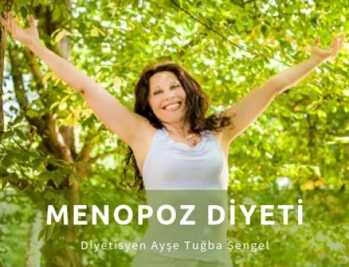 Menopozda Beslenme Nasıl Olmalıdır? Örnek Menopoz Diyeti
