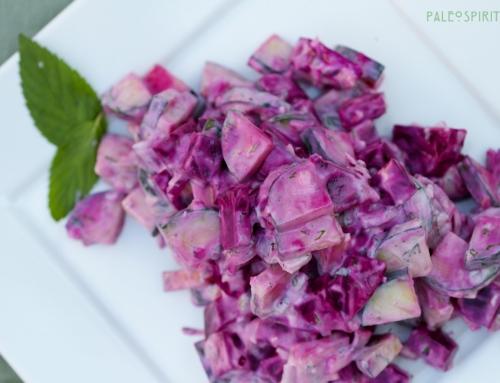 Yoğurtlu Pancar Salatası Kaç Kalori?